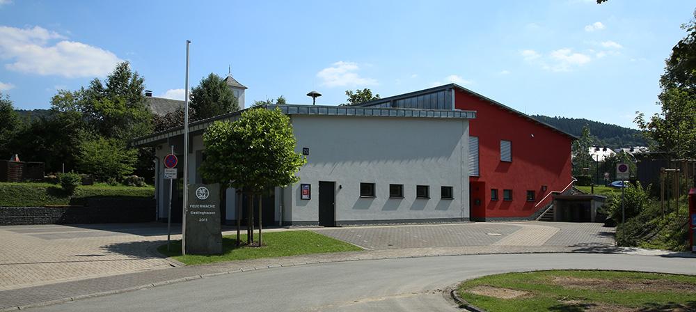 feuerwehrhaus W